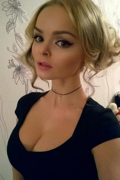 Анастасия Щербань