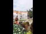 SlavaOffline & Серёжа_Lirik( Фестиваль красок  2017 г. Ангарск)