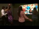 Танцы в отдельных комнатах или кабинках ДемоПлекс в движениях на XBOX kinect Just Dance