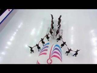 Синхронное фигурное катание - сборная Канады