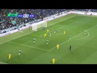 «Маккаби» U19 0:1 «Боруссия» Д U19 // Гол Шверманна