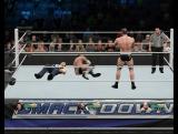 Dean Ambrose vs CМ Панк vs Сезаро