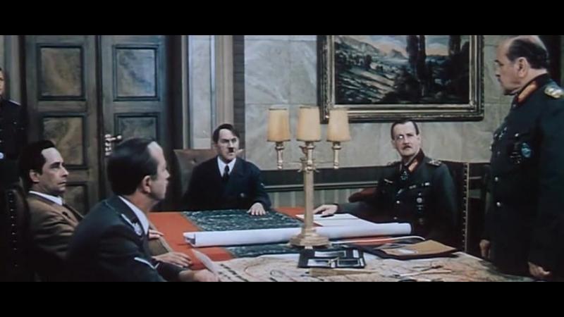 «Солдаты свободы» (1976) - СССР, Болгария, Польша, Чехословакия, Венгрия, ГДР. Фильм 2.