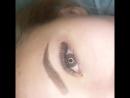 Volume eyelash extensions by Lesya Abamova