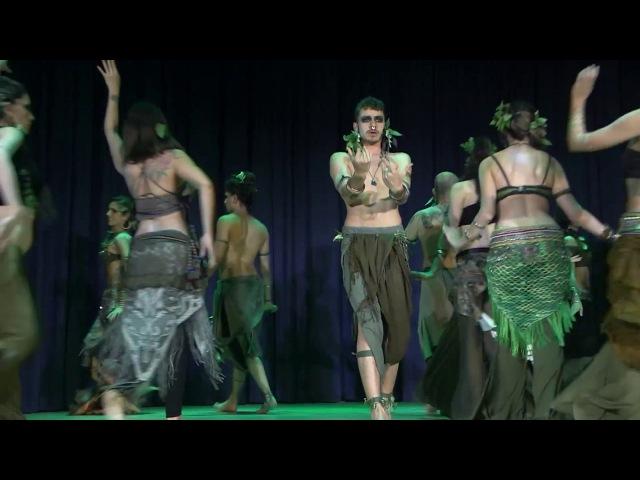 ILLAMAD - Illan Riviere Alumnos taller coreográfico