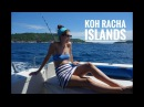 Fishing, snorkelling and exploring   Thailand, Koh Racha islands