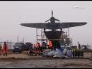 Штурмовик ИЛ 2 установили на постамент в Самаре