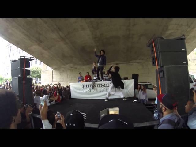 8°LES TWINS AHANGABAÚ - VIADUTO DO CHÁ BRAZIL - S.P