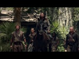 Черные паруса   Black Sails   4  сезон Русский трейлер сериала
