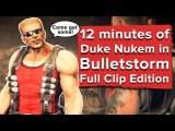 12 minutes of Bulletstorm: Full Clip Edition Duke Nukem gameplay
