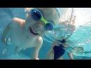 Детское плавание в Москве «Аквакид» Алеша 3 года