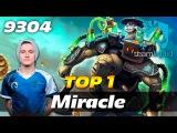 Miracle Alchemist TOP 1 Player Dota 2