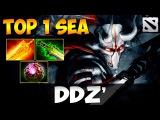 DDZ Juggernaut Top 1 SEA Player Dota 2