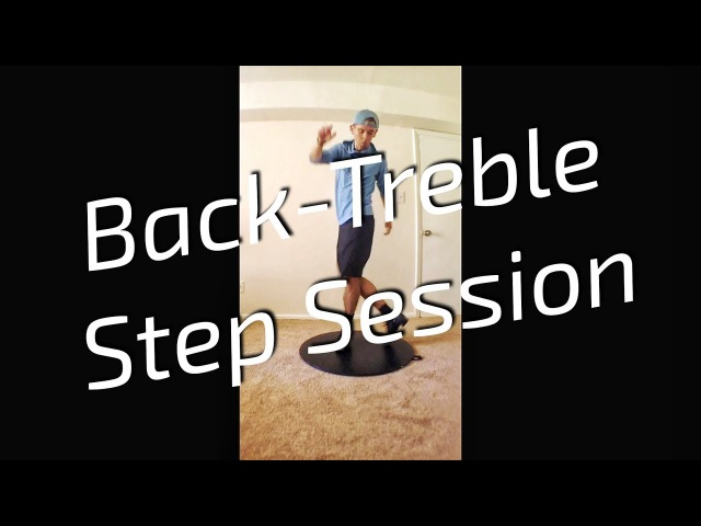 Tyler Schwartz - Back-Treble Step Session [Irish Step Dance]