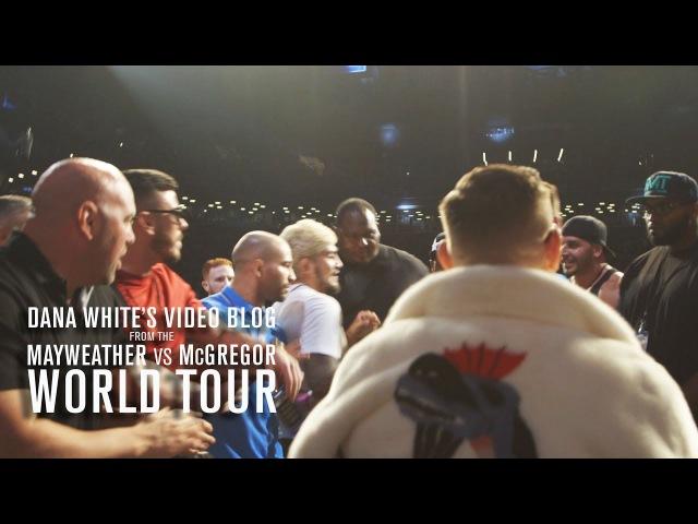 Dana White's Video Blog | MAY/MAC WORLD TOUR | Ep. 5