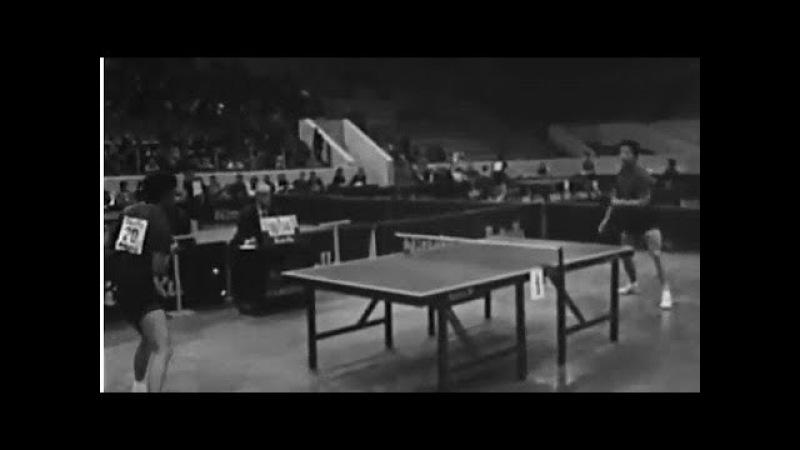 Настольный теннис 1985, СССР техника и тактика
