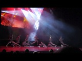 Образцовый хореографический ансамбль Бэби Данц 12.12.2014 года ДК Усинск