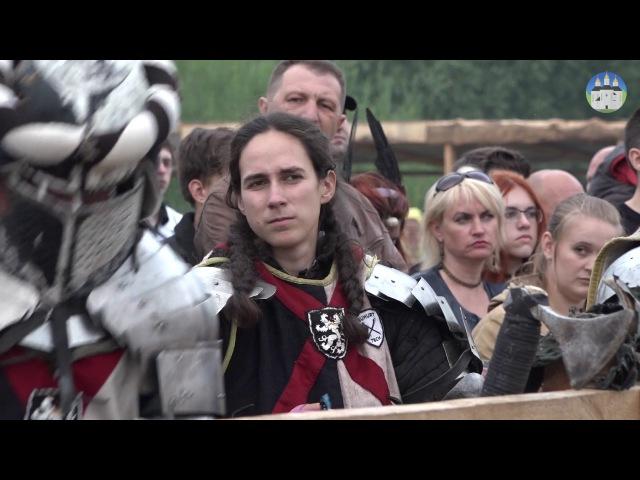 На вихідних у Чернігові пройшов фестиваль середньовічної культури «Сіверські в...
