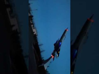 Проект самолета в пгт. Ковшаровка