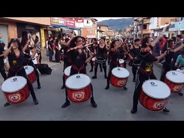 AAINJAA - Recorrido El Gesto Noble 2016