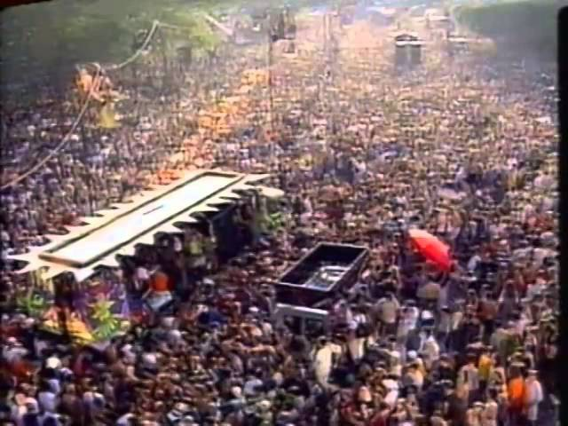 Love Parade Berlin 1995 Peace On Earth