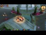 Kommorag Jade Dynasty. GvG Junta vs Hunters