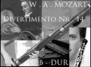 Mozart Divertimento Nr. 14 KV 270