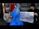СТРАТЕГИЯ 18 Петербург 18 11 2017 г Пикеты в поддержку крымских татар