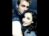 Alex Sparrow and Vika Daineko/Алексей Воробьёв -Вика Дайнеко They were in love