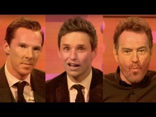 Cumberbatch, Redmayne Cranston's Best Pickup Lines - The Graham Norton Show