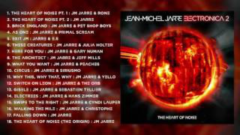 Jean-Michel Jarre - Electronica Vol 2 The Heart of Noise - Albumplayer