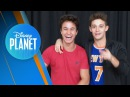 ¿Bruno Celoso de Michael y Ruggero Disney Planet News 6