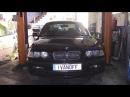Ремонт автомобиля BMW E46 330D замена теплообменника