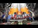 Запуск ракеты-носителя Союз-2.1а с космодрома Байконур 14.07.17