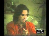 (SP-ES) Jean Michel Jarre - Interview on 'Musical express', TVE-2, by