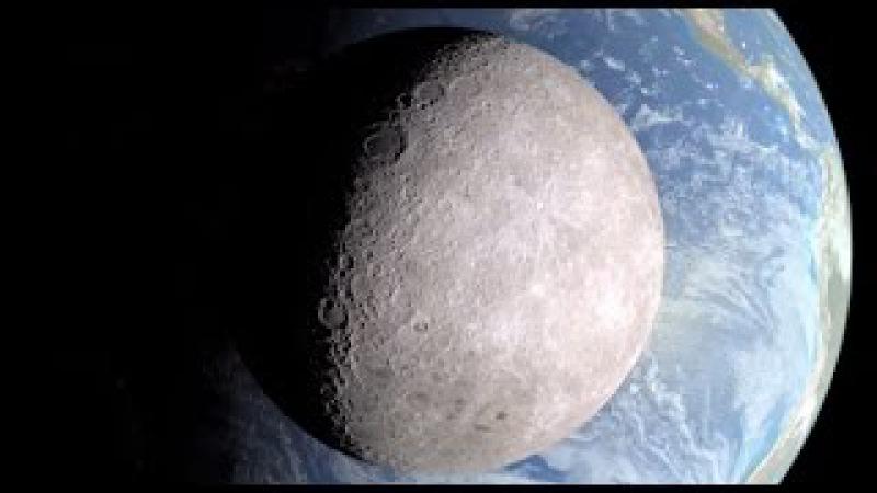 ЛУНА.Разрушительная сила ЛУНЫ.Что скрывает обратная сторона Луны.Тайны мира