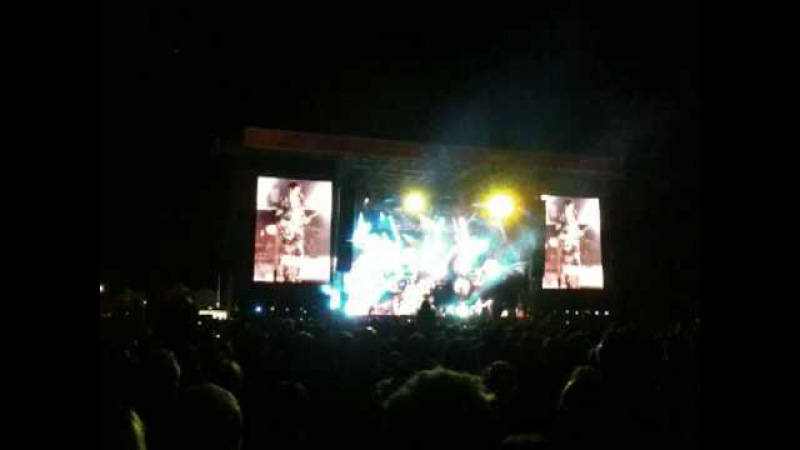 Muse @ Frequency 2010 - Knights of Cydonia (inkl. Intro)