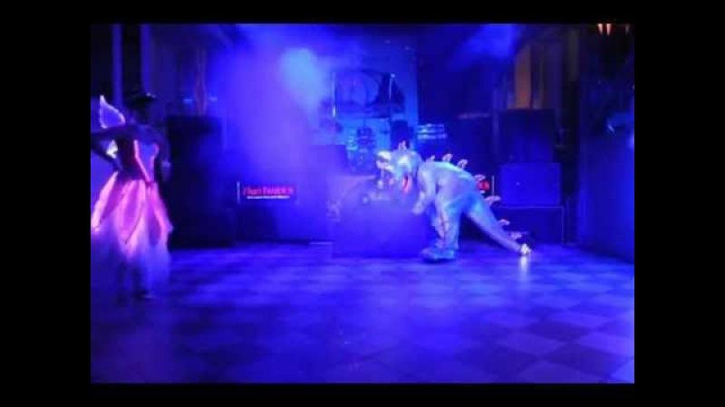 Световое шоу на детский праздник Дракоша и Феи от компании Империя Шоу 7 495 6