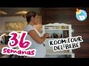 Os Enseño La Habitación De Antonio 36 Semanas de Embarazo miembarazomolon