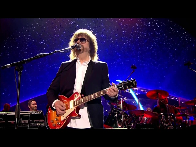 JEFF LYNNE'S ELECTRIC LIGHT ORCHESTRA- Live at Hyde Park 2014 001 All Over The World