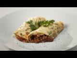 Домашнее буррито с говядиной | Дежурный по кухне