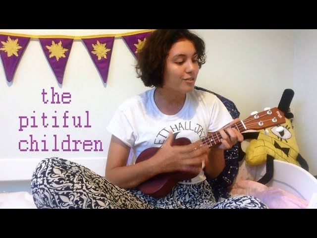 The pitiful children | BMC cover chords