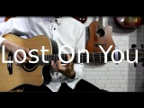 LP - Lost On You Fingerstyle Guitar Cover WITH TABS