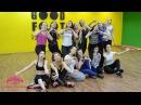 Нижний Новгород / Постановка общего танца, студия Goot Foot участниц МИСС 2017