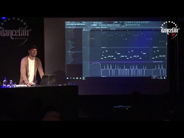 Brooks Masterclass at Dancefair 2017 making of Brooks GRX Boomerang