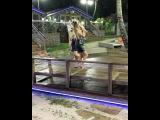 Ночь жарких танцев на Сейшелах от Саши Черно, Лизы Триандафилиди и Веры Курочки