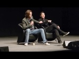 AHBL8 - Jared and Jensen Sunday Panel Intro - Sports Injury Demo and I Lost My Shoe