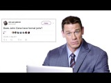 John Cena Goes Undercover on Twitter, YouTube, and Reddit  Actually Me  GQ