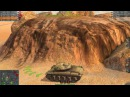 World Of Tanks: Blitz. T49 ПТУР (Бой 15)