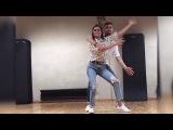 Ну очень красивый танец  девушки и парня (2017июль)